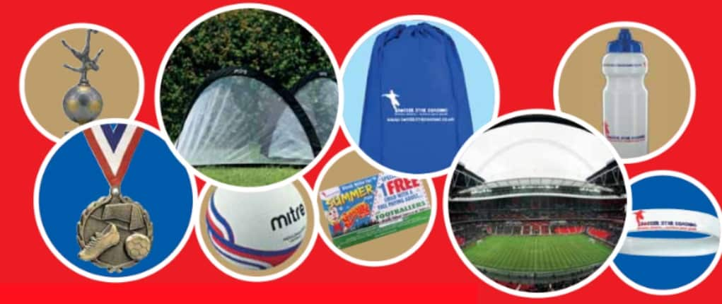 soccer star challenge prizes